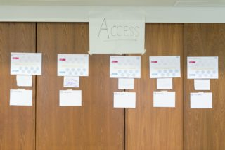 Ideas on 'access' from the July workshop
