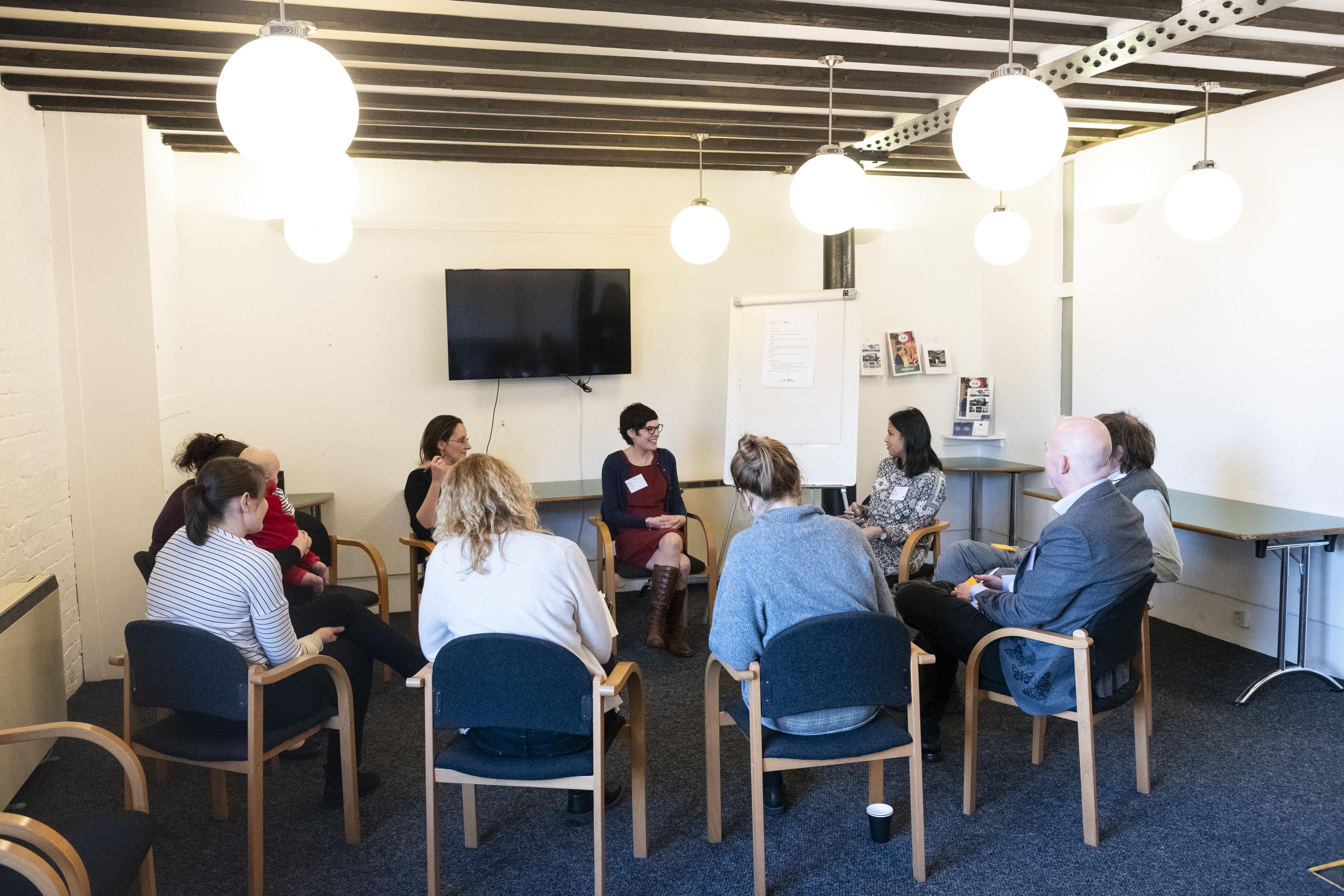 Q Lab and Mind February workshop in Birmingham