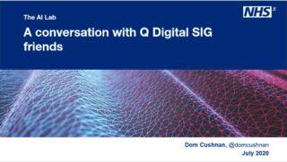 Dom Cushnan - Presentation slides thumbnail